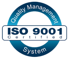 Quality Management System ISO 9001 Certified